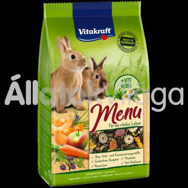 Vitakraft Premium Menü Vital törpenyúl eledel 500 g-os