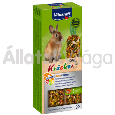 Vitakraft Kräcker ACE-Vitamine multivitaminos törpenyúlnak 2 db-os