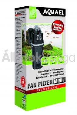 AquaEl FAN-mini Plus belsőszűrő 30-60 literig
