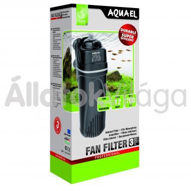 AquaEl FAN-3 Plus belsőszűrő 150-250 literig