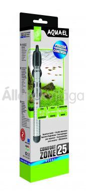 AquaEl ComfortZone automata melegítő GOLD 25 W/24 cm-es 10-25 literig