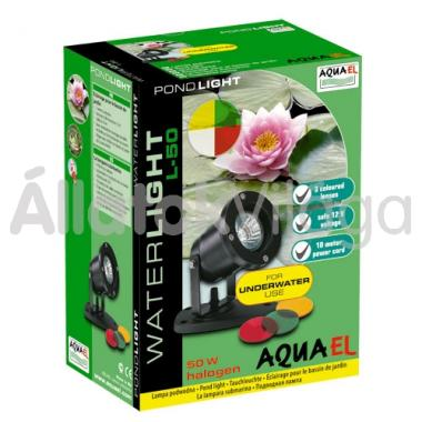 AquaEl L-50 tavivilágítás+trafó 50 W-os
