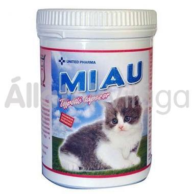Miau tejpótló tápszer macskáknak 200 g-os