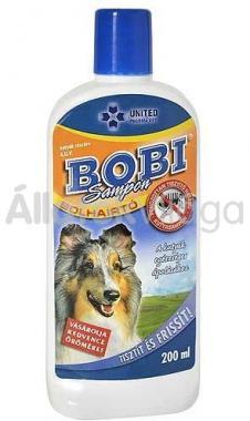 Bobi bolhairtó sampon kutyának 200 ml-es