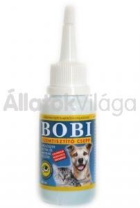 Bobi szemtisztító csepp kutyának - macskáknak 60 ml-es