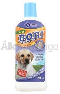 Bobi kölyöksampon kutyának 200 ml-es