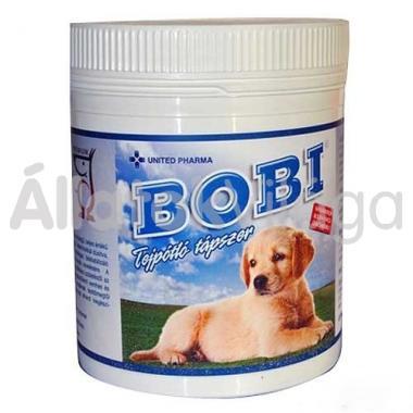 Bobi tejpótló tápszer kutyának 500 g-os