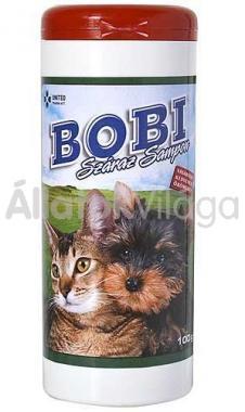 Bobi száraz sampon kutyának - macskáknak 100 g-os