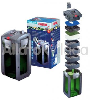 Eheim professionel 3e 700 külsőszűrő 300-700 literig szűrőtöltet nélkül 2078010