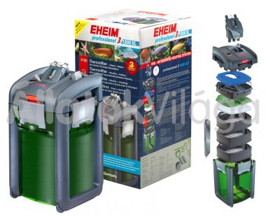 Eheim professionel3 1200XLT külsőszűrő 400-1200 literig szűrőtöltet nélkül+beépített fűtővel 2180010