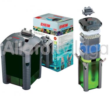 Eheim eXperience 250 külsőszűrő 120-250 literig szűrőtöltettel 2424020
