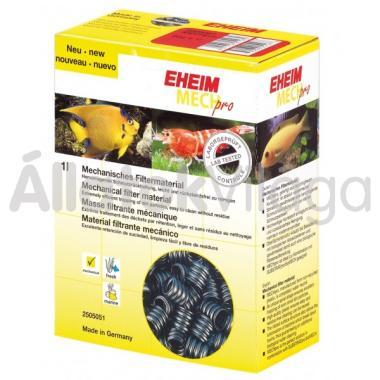 Eheim MECHpro műanyag spirál mehanikus szűrőanyag 1 literes 2505051