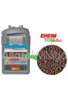 Eheim TORF pellets tőzeg granulátum kémiai szűrőanyag 1 literes 2511051
