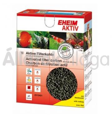 Eheim AKTIV aktív szén granulátum szűrőanyag tasakkal 1 literes 2513051