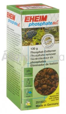 Eheim phosphateout foszfát megkötő szűrőanyag tasakkal belsőszűrőhöz 130 g-os 2515021