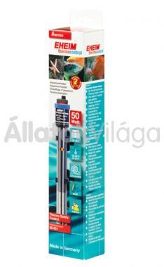 Eheim Jäger automata melegítő 50 W/24,3 cm-es 25-60 literig 3612010