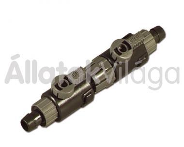 Eheim dupla csap 12/16 mm-es csőhöz 4004412