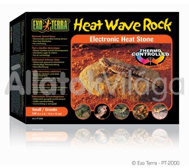 Exo-Terra Heat Wave Rock Small fűtött szikla kicsi 5 W-os PT2000