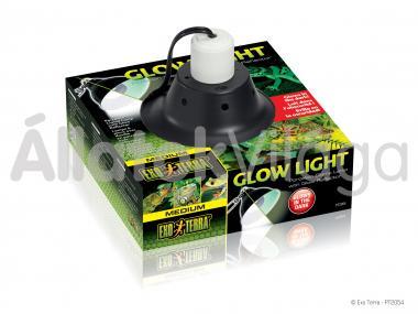 Exo-Terra Glow Light Medium lámpatest 21 cm-es PT2054
