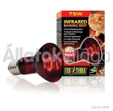 Exo-Terra Infrared Basking infra spot izzó E27/R20/75 W-os PT2142