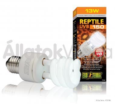 Exo-Terra Reptile UVB 150 (Repti Glo 10.0) E27 kompakt fénycső 13 W-os PT2188