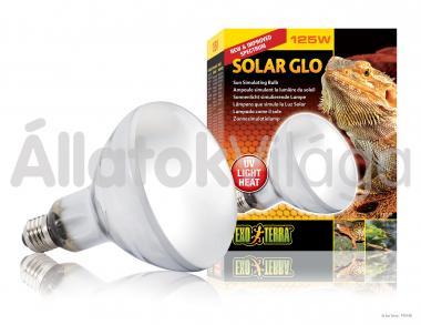 Exo-Terra Solar Glo napfény izzó E27/125 W-os PT2192