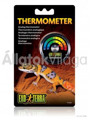 Exo-Terra Thermometer analóg hőmérő PT2465