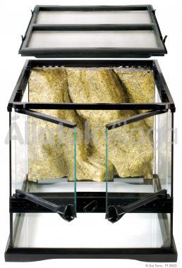 Exo-Terra Natural Terrarium Mini/Wide terrárium mini/széles 30x30x30 cm-es PT2600