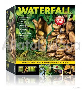 Exo-Terra Waterfall Small vízesés kicsi 160x200x170 mm-es PT2910