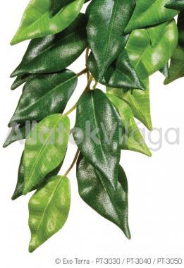 Exo-Terra Hanging Rainforest Plants Ficus Large kúszó esőerdei műnövény nagy PT3050