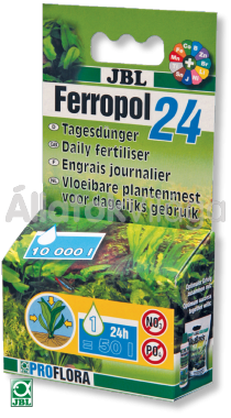 JBL Ferropol 24 10 ml-es 10 m3-hez