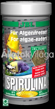 JBL Spirulina lemezes 100 ml-es