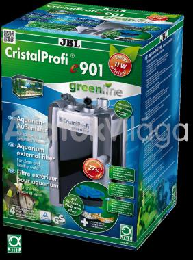 JBL CristalProfi e901 greenline külső szűrő 90-300 literig