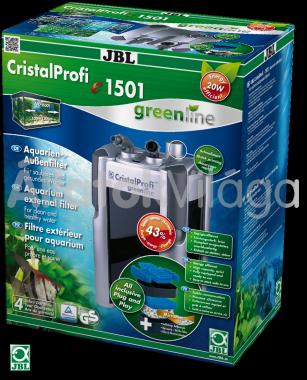 JBL CristalProfi e1501 greenline külső szűrő 200-700 literig