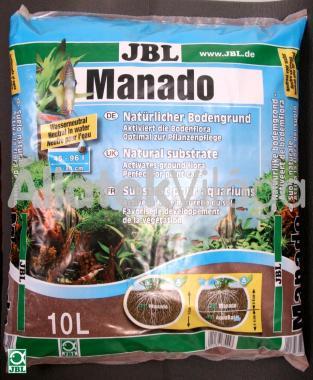 JBL Manado 25 literes (növény talaj) 350 literhez