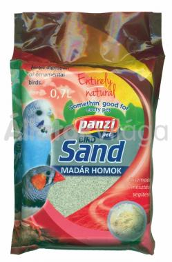 Panzi Bird Sand madár homok 0,7 literes zacskós