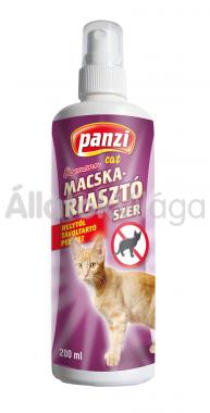 Panzi Macska távoltartó permet 200 ml-es
