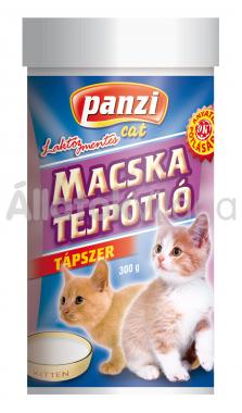 Panzi macska tejpótló tápszer 300 g-os