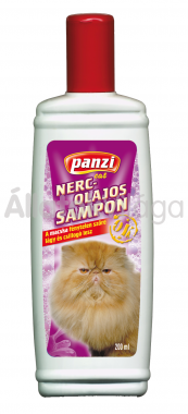 Panzi Nercolajos sampon macskáknak 200 ml-es