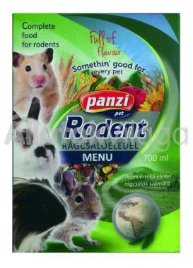 Panzi Rodent rágcsáló mageleség 700 ml-es