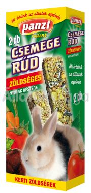 Panzi Csemege rúd nyulaknak zöldséges 2 db-os
