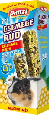 Panzi Csemege rúd tengerimalacoknak kalciumos, mézes 2 db-os