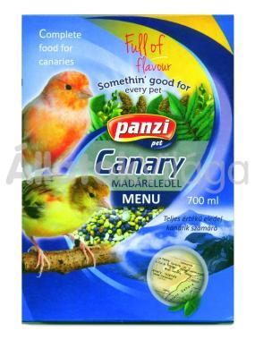 Panzi Canary kanári eledel 700 ml-es
