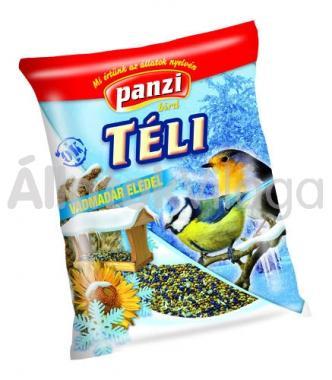 Panzi téli vadmadáreledel 1 kg-os