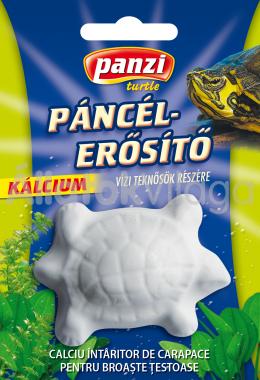 Panzi Páncélerősítő teknős forma bliszteres