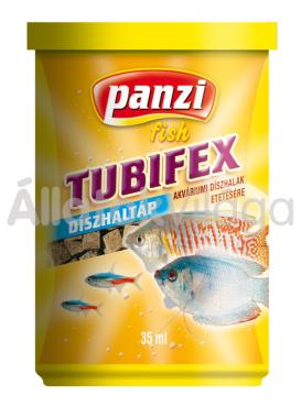 Panzi Tubifex díszhaltáp 35 ml-es