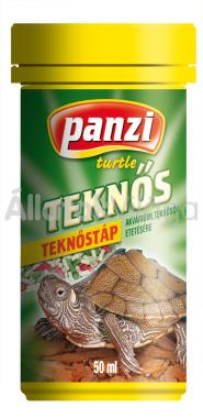 Panzi Teknős táp 50 ml-es