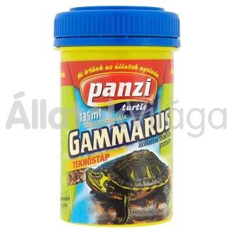 Panzi Gammarus teknőstáp 135 ml-es