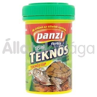 Panzi Teknős táp 135 ml-es