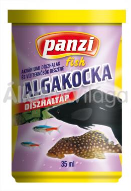 Panzi Algakocka díszhaltáp 35 ml-es